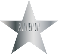 Runner Up Star